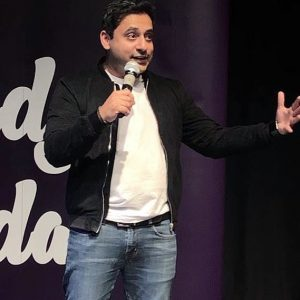 Dubai Comedian Stand Up Comedy