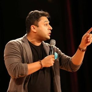 Comedian Actor Salman Qureshi